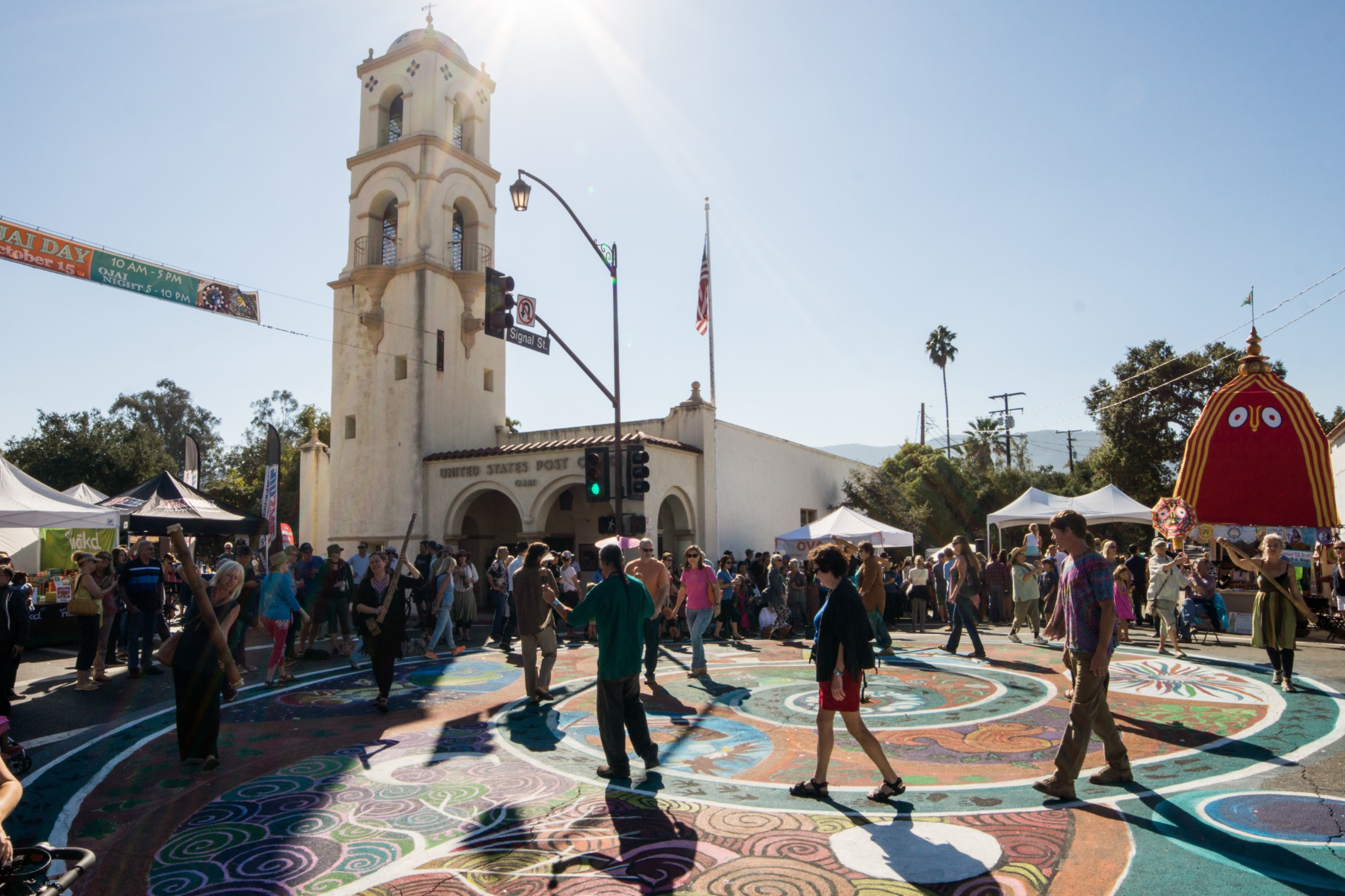 Be apart of Ojai Day!